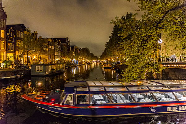 Amsterdam's Best Boat Tours: Dinner Cruise