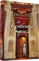 the-accidental-empress-book-cover
