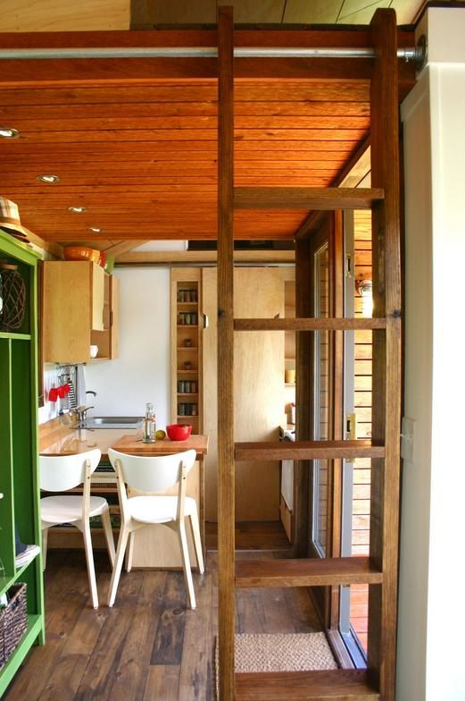 Container House Interior