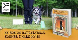 Min rallylydnadsbok recenserad hos Dog News
