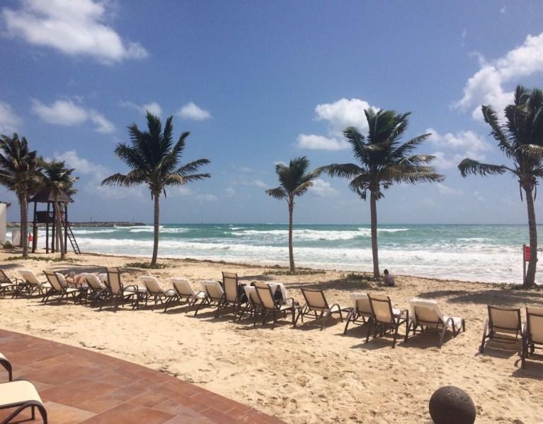 ¡Sorpresa!, me lleve al conocer el Hotel Grand Residence Riviera Cancún.