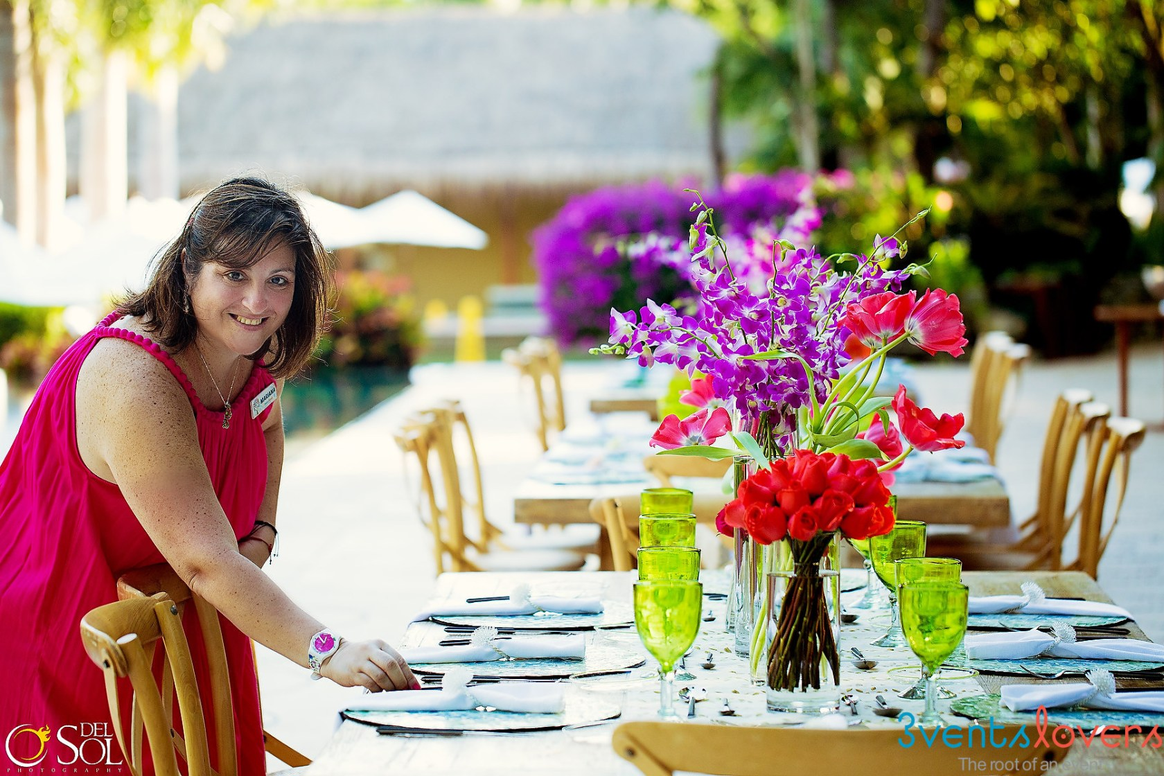 Corporate and Wedding Photoshooting at Grand Velas Resort, Playa del Carmen, Mexico