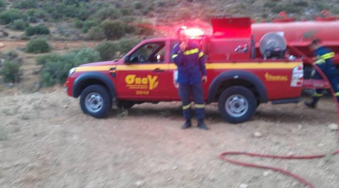 Πρώτη πολύ επικίνδυνη ημέρα του χρόνου για πυρκαγιά η Τρίτη 25 Ιουνίου