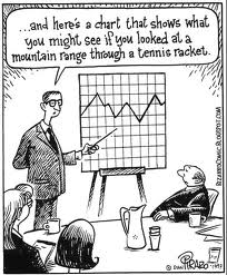 chart cartoon