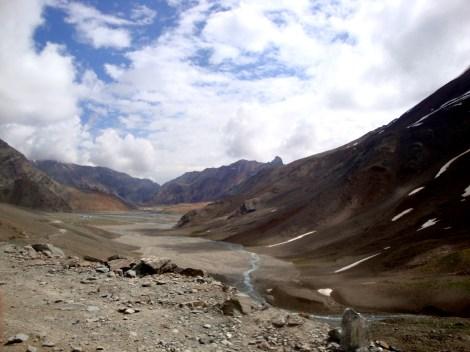 Somewhere on the Manali-Leh highway