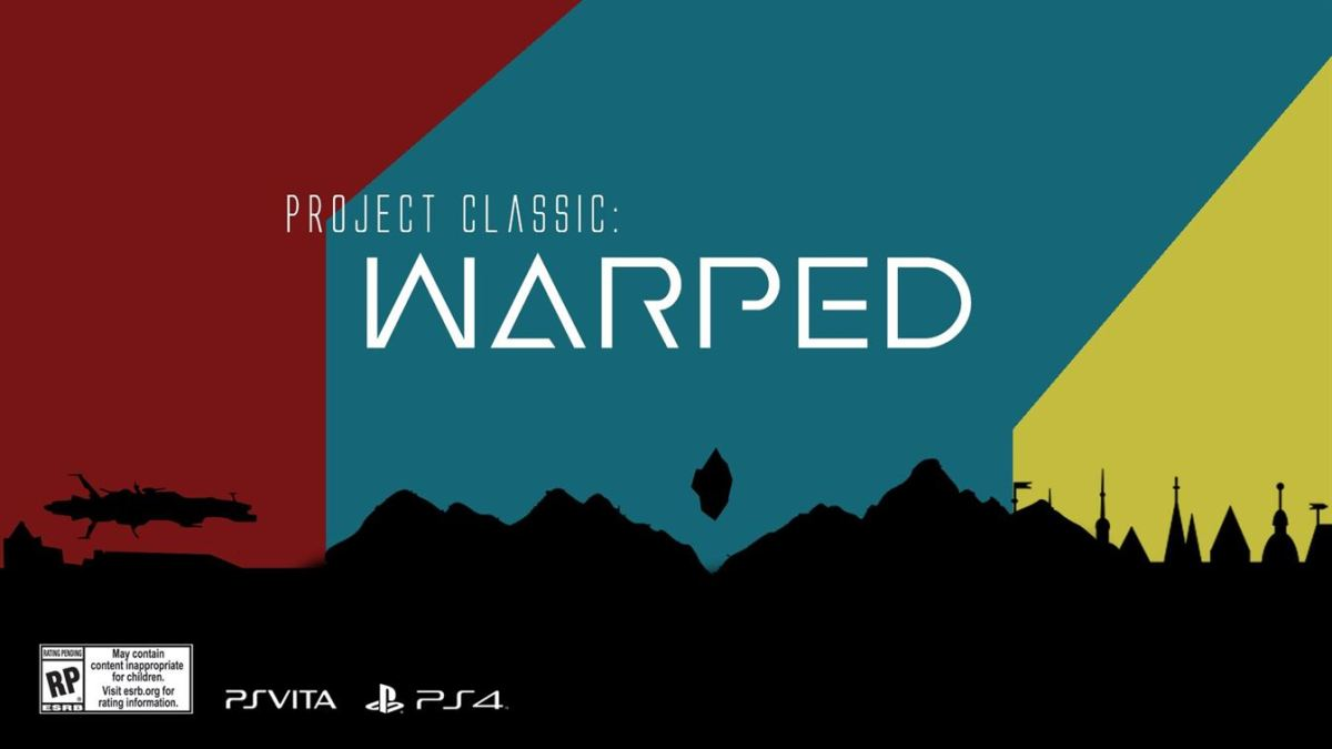 Interview with Nicholas Marcelin on Project Classic: Warped