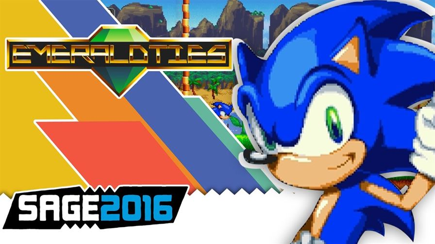 Interview with Naoshi on the Sonic Fan Project 'Emerald Ties'