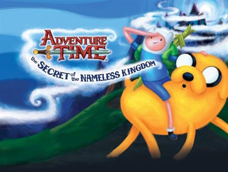 Adventure Time: Secret of the Nameless Kingdom Review - PS Vita, 3DS, PS3, 360