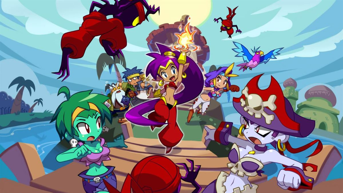 WayForwards Genie of the Lamp - The History of Shantae