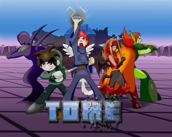 Interview with Chris Niosi (Kirbopher) on TOME Series, Voice Acting & Animation