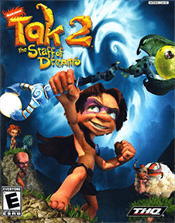 Retro Review: Tak 2 - The Staff of Dreams (Release: 2004 / Platforms: PS2, GC, Xbox)