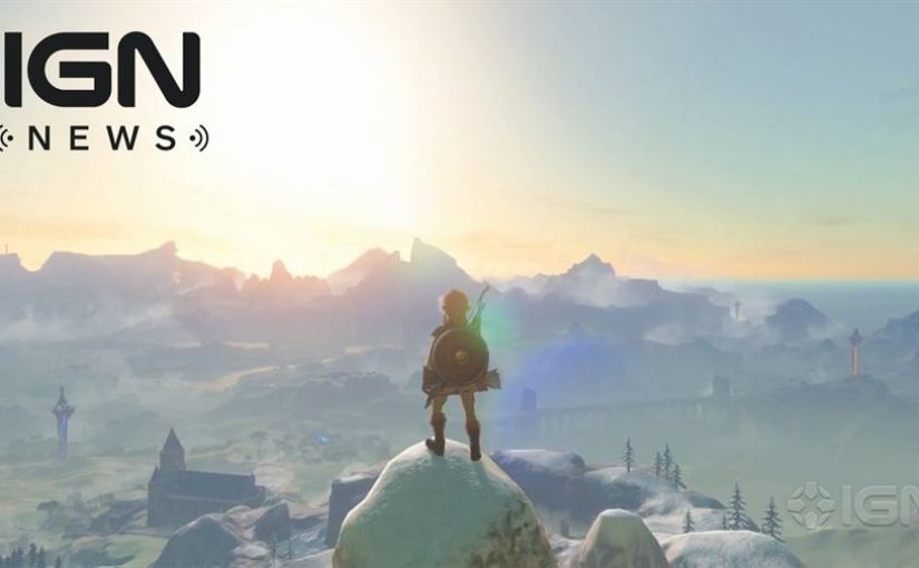 Legend of Zelda Breath of the Wild 'Impossible' to 100% in a Week