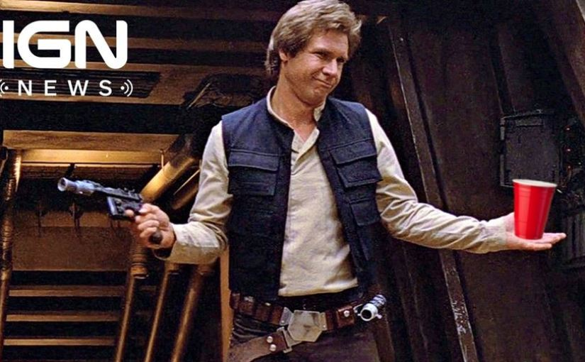 Han Solo Movie Begins Production: First Set Photo Released