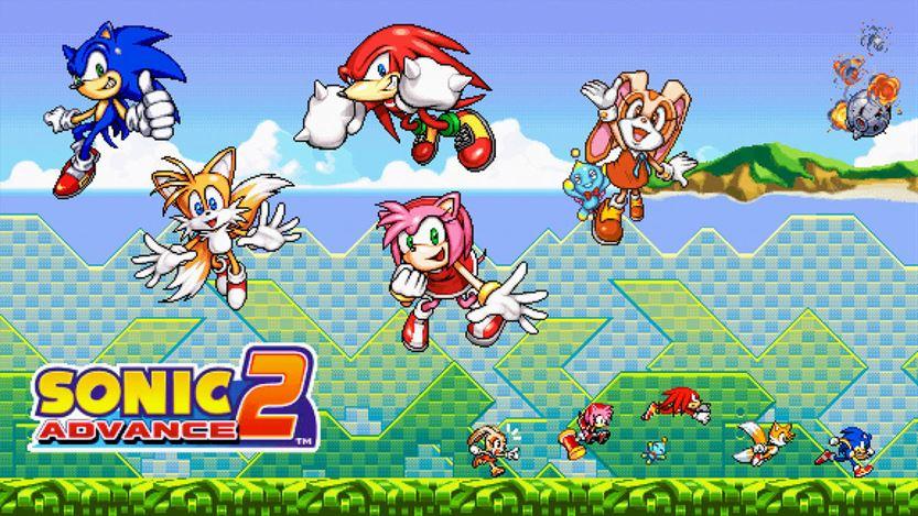 Sonic Advance 2 Review - Game Boy Advance