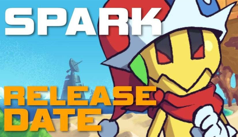 Spark the Electric Jester – Releasing April on PC & New Trailer