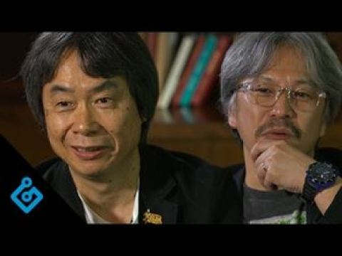 Game Informer Interview – Miyamoto & Aonuma on Training Nintendo's Next Generation