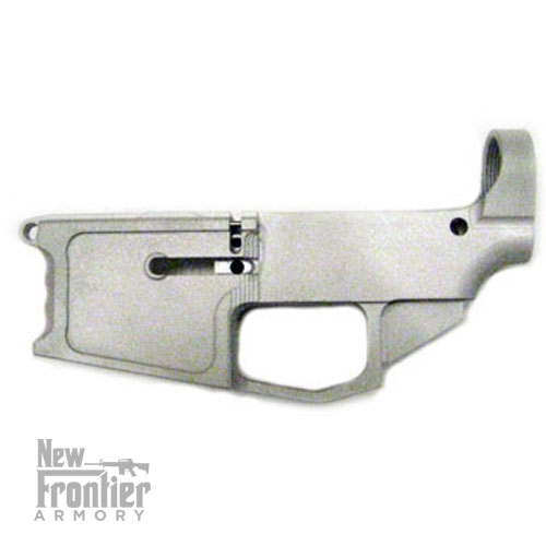 pistol caliber 80% lower receiver New Frontier Armory