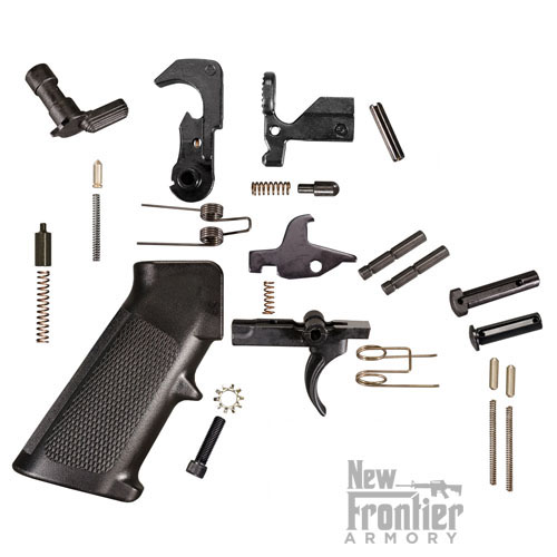 New Frontier Armory C-9 / C-45 Metal Lower Parts Kit (LPK) - 3W TACTICAL