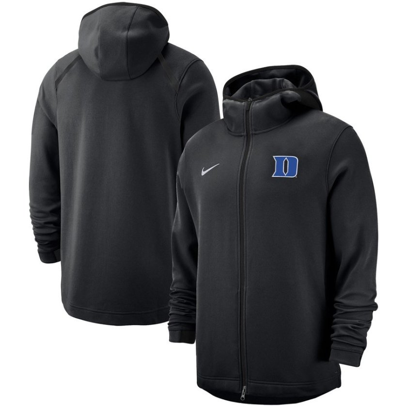 duke hoodie with zip front closure in S-2X 3X 3XL 4X 4XL