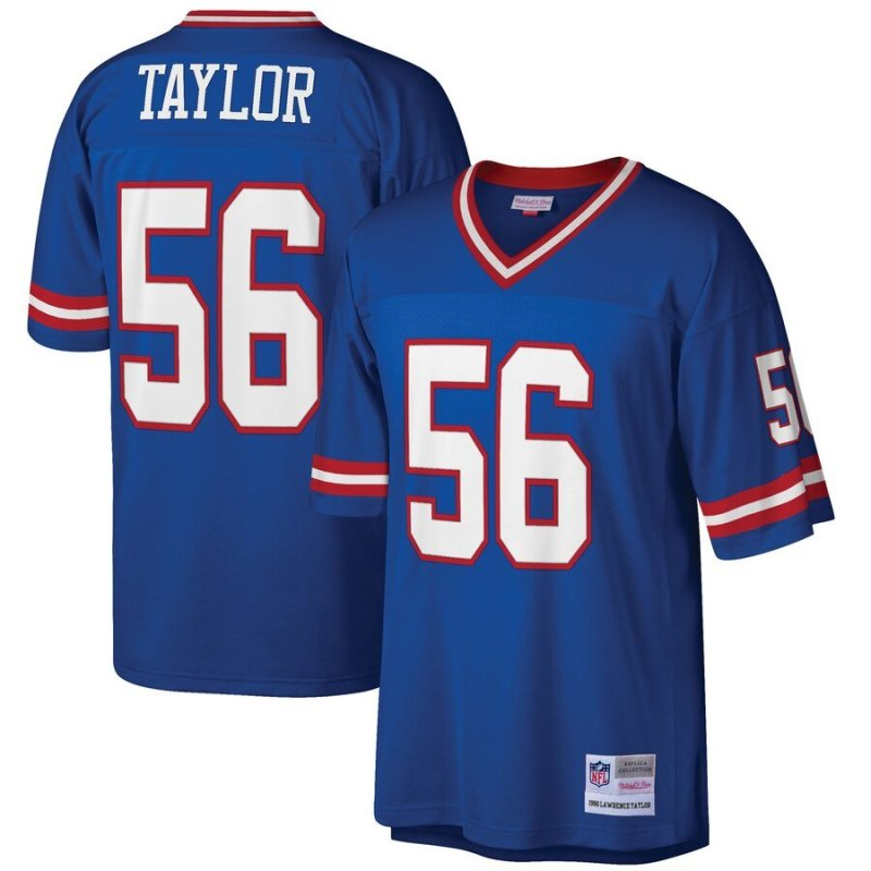 Lawrence Taylor Jersey - NY Giants Throwback Jersey by Mitchell & Ness