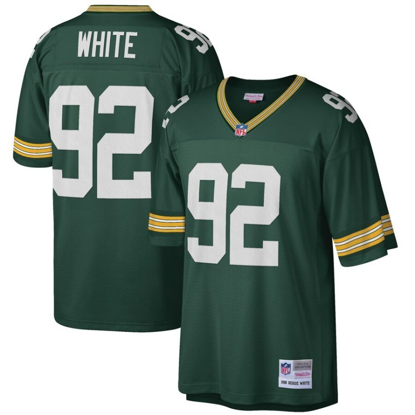reggie white jersey - green bay packers