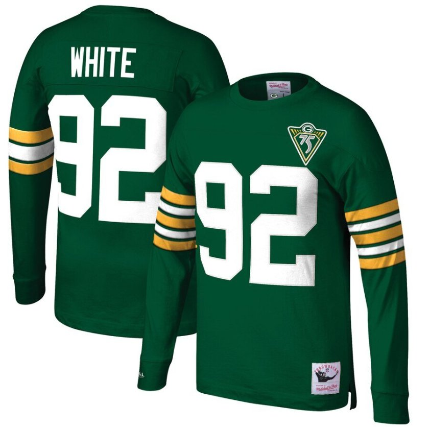 reggie white packers jersey
