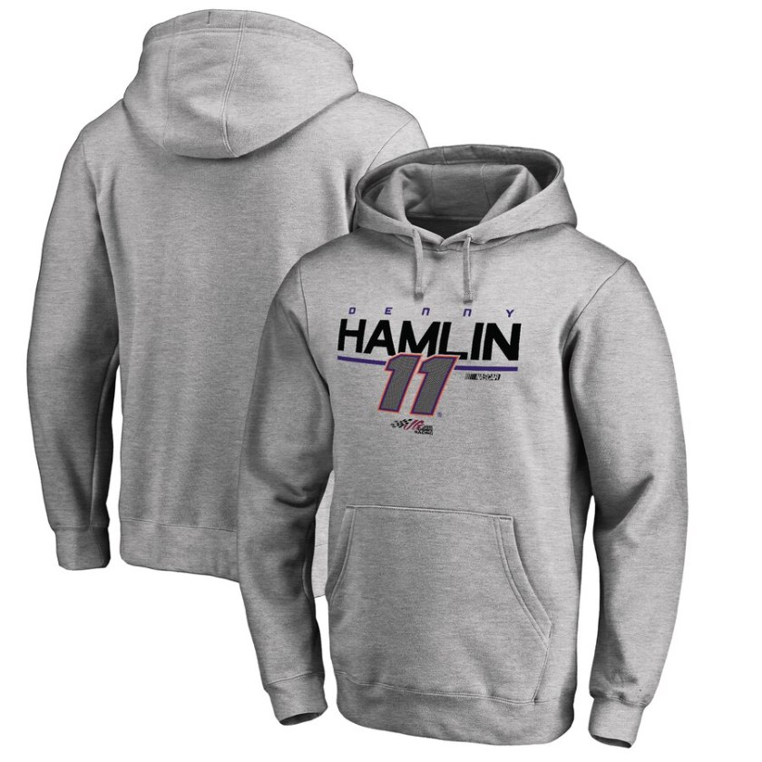 Denny Hamlin Hoodie