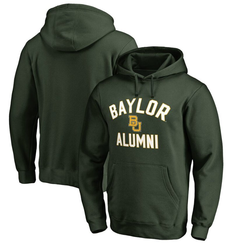 Baylor Bears Hoodie in big and tall sizes