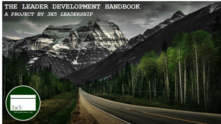 Leader Development Handbook Cover Image_3x5 Leadership