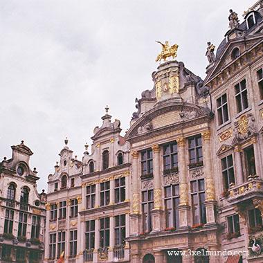 maison des ducs de brabant grand place Bruselas