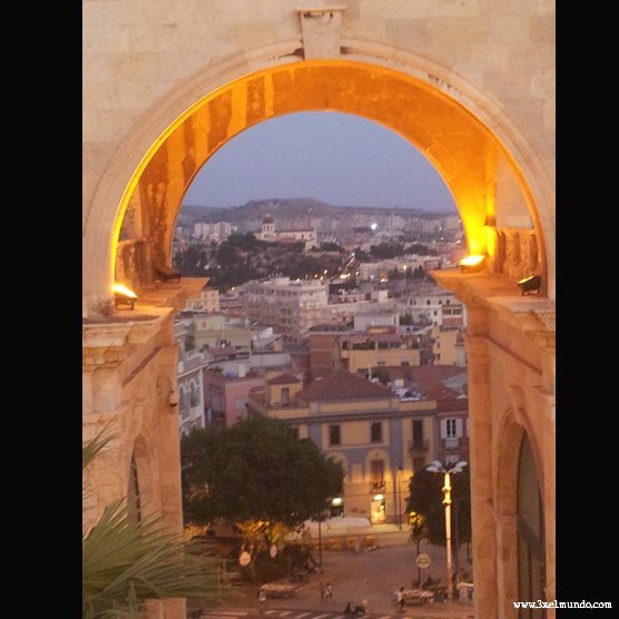fortaleza de Cagliari