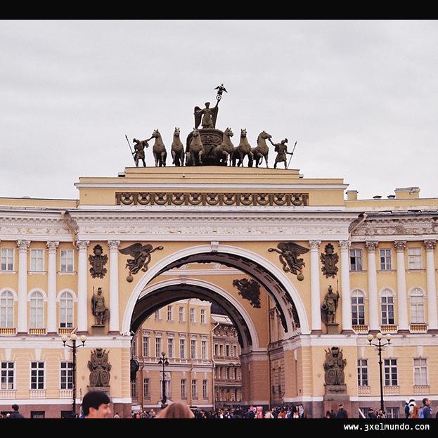 arco de Triunfo San Petersburgo