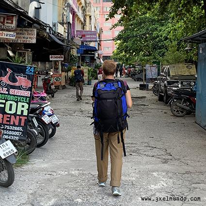 la maña en Chiang Mai