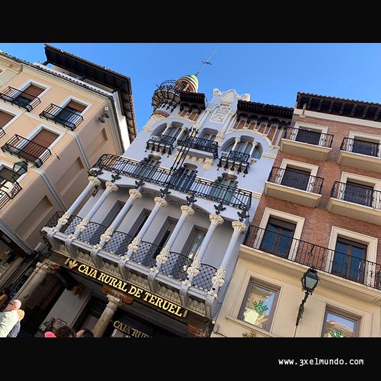 Casa de El Torico Teruel