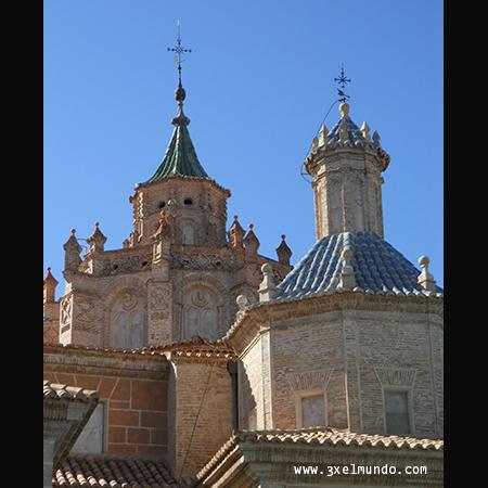 catedral de Santa María de Mediavialla Teruel