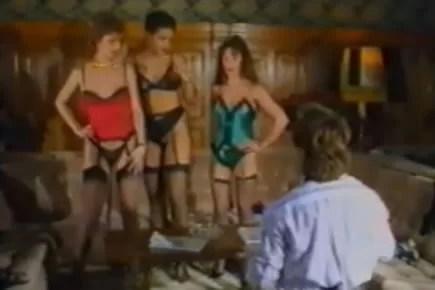 Retro porn - La Parisienne -1989
