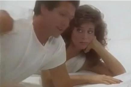 Retro porn - The goddess of love - 1986