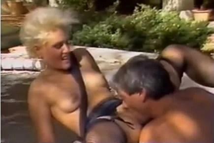 Retro porn - Lust tango in Paris -1987