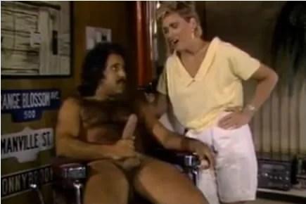 Retro porn - The casting couch - 1983