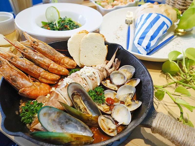 伊亞希臘小館,新竹美食,竹北餐廳,竹北,浪漫餐廳,異國料理,竹北美食