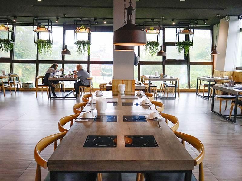 新竹火鍋,百味釜,青草湖餐廳,新竹燈會,媽媽魚