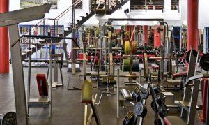 Maties gym, Stellenbosch