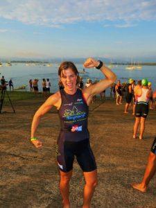 Annchen clarke kona triathlon