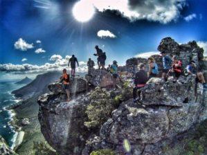 Trail running camps Stellenbosch hiking table mountain