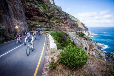 Cape Argus Pick n Pay Momentum Cycle Tour