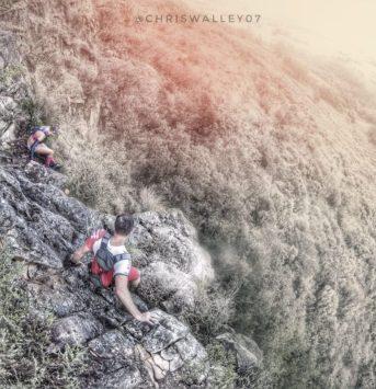Hiking mont Marie, Stellenbosch