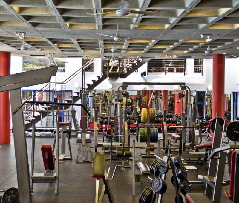 Maties gym stellenbosch training