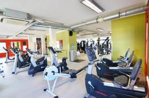 SAS Stellenbosch academy of Sport gym