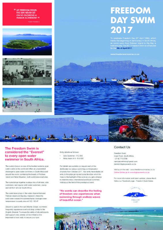 3YO Training camps Open water swimming