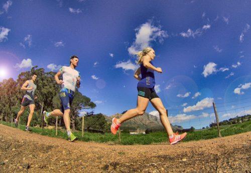 Ironman training week Stellenbosch